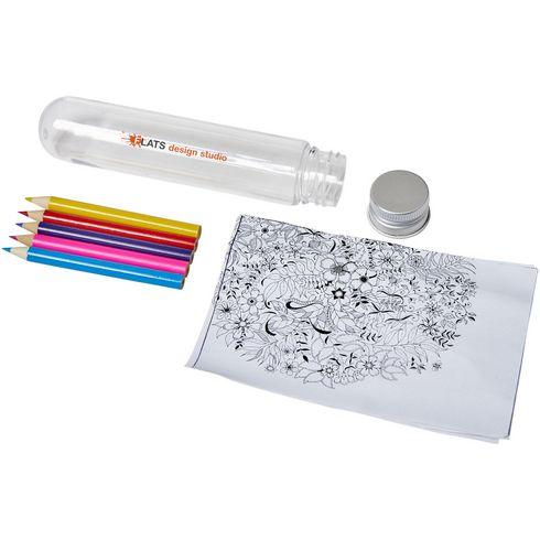Cami mini tube med farveblyanter