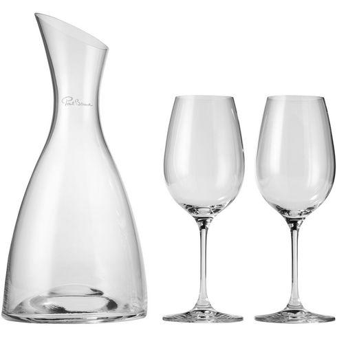 Prestige karaffel med 2 vinglas