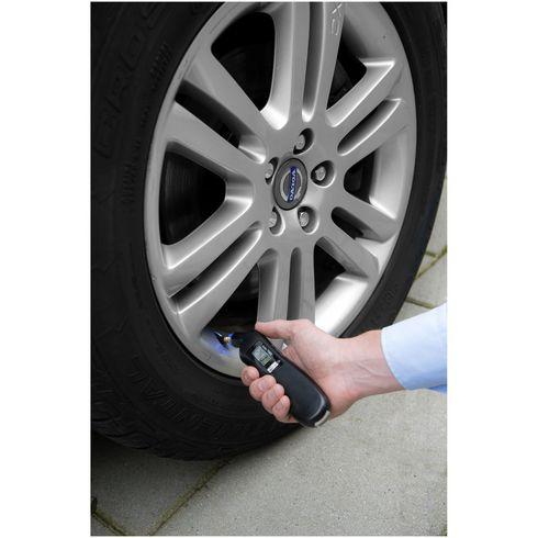3-i-1 digital dæktryksmåler med lys