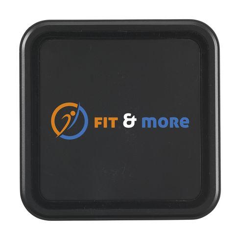 Buzz trådløs oplader med Bluetooth-højttaler