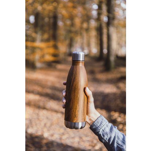 Topflask Wood drikkeflaske
