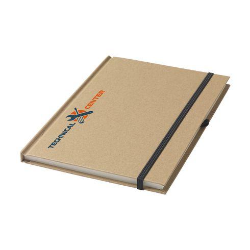 Øko-venlig notesbog A5