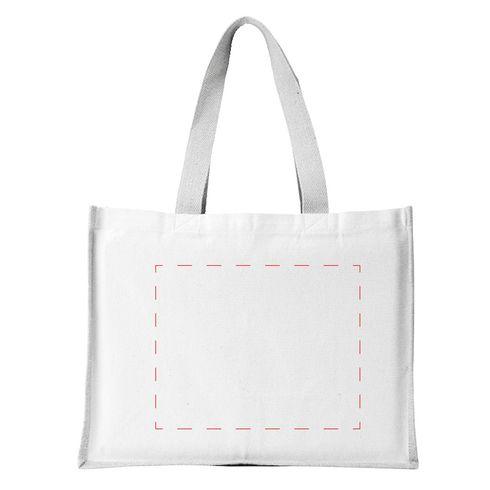 Jute Canvas Shopper taske