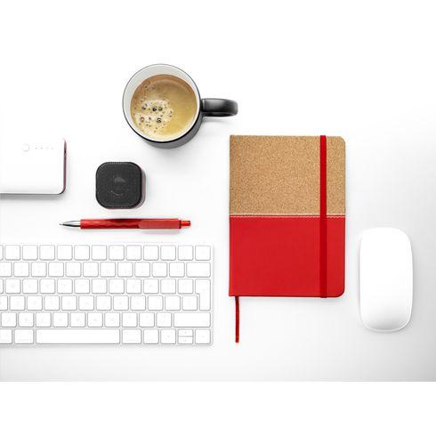 Dual-Style notesbog med logo