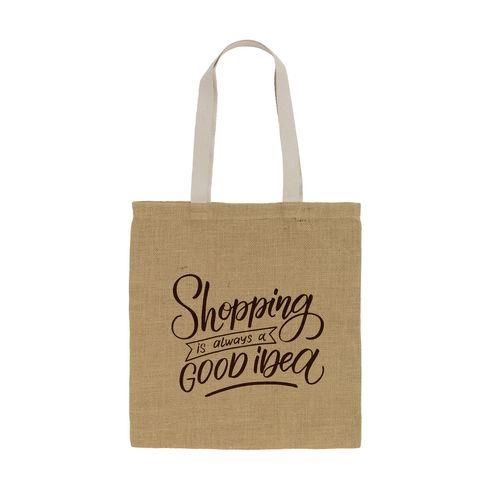 Geneva Jute Shopper taske