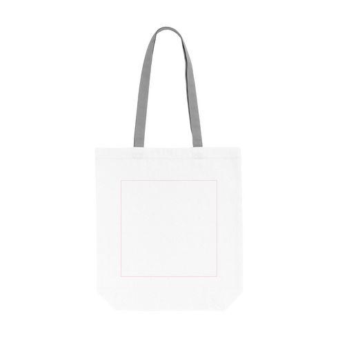 Canvas Shoppy Colour (220 g/m²) taske