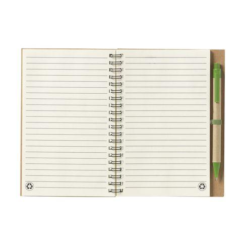 RecycleNote-L notesbog