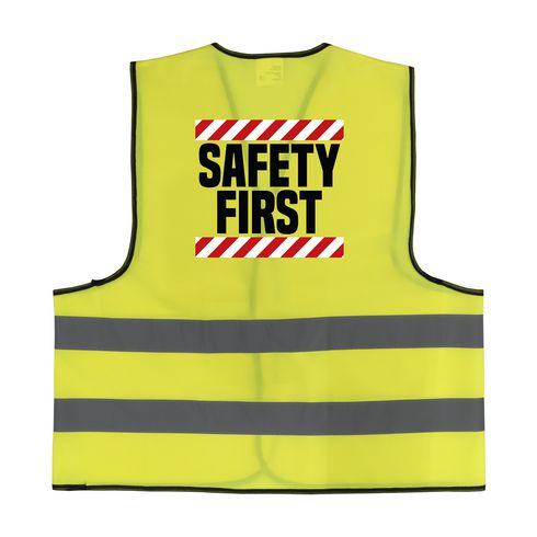 SafetyFirst sikkerhedsvest