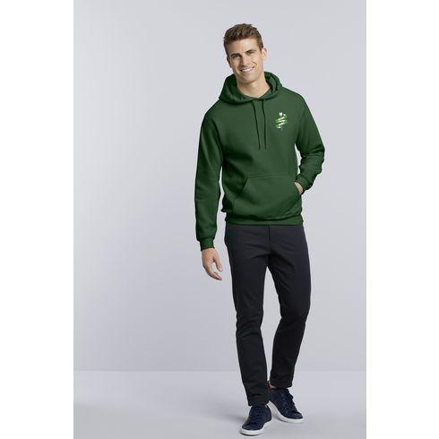 Gildan Hooded Heavyblend Sweater herre hættetrøje