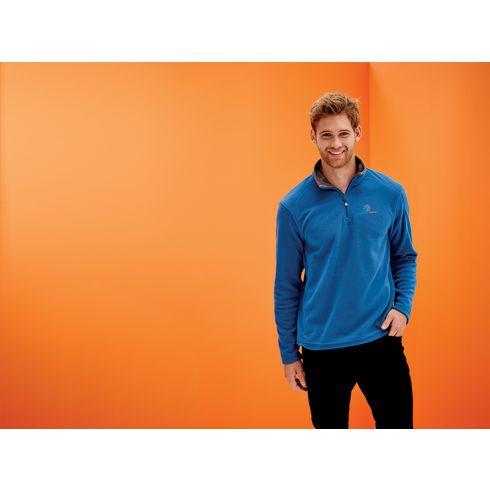 Regatta Micro Zip Neck Fleece Sweater herre trøje