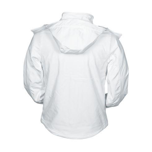 B&C Hooded Softshell Jacket herre jakke