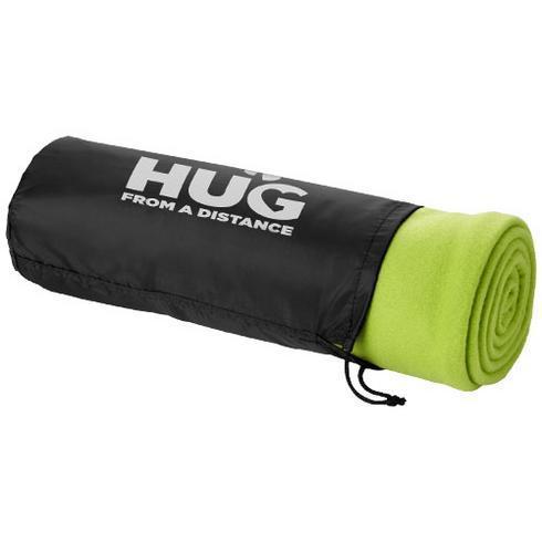 Huggy tæppe med pose