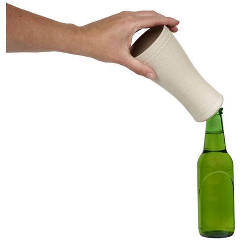 Tagus 400 ml hvedestrå ølglas