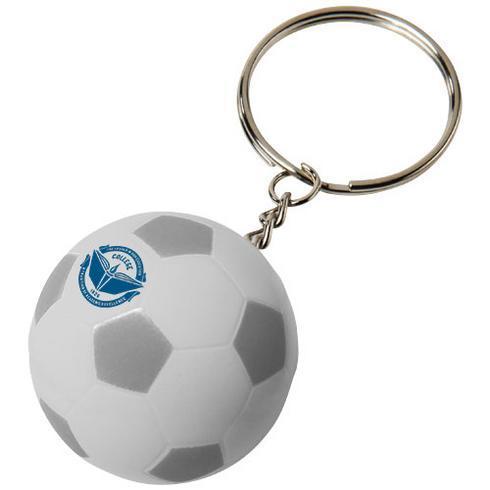 Striker fodboldnøglering