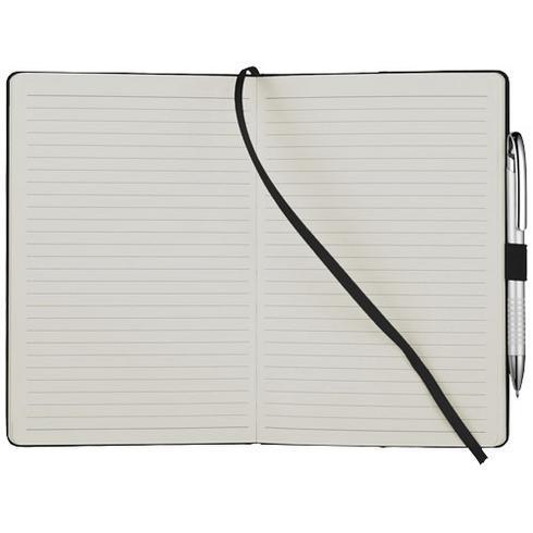 Flex A5 notesbog med fleksibel bagside
