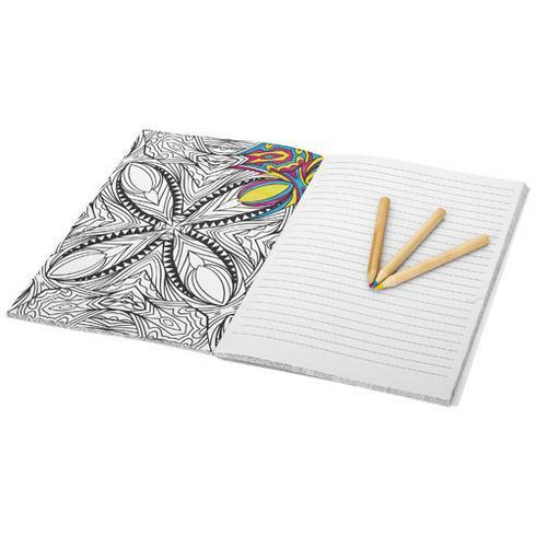 Doodle malebog/notesbog