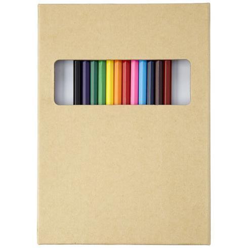 Pablo farvesæt med tegnepapir