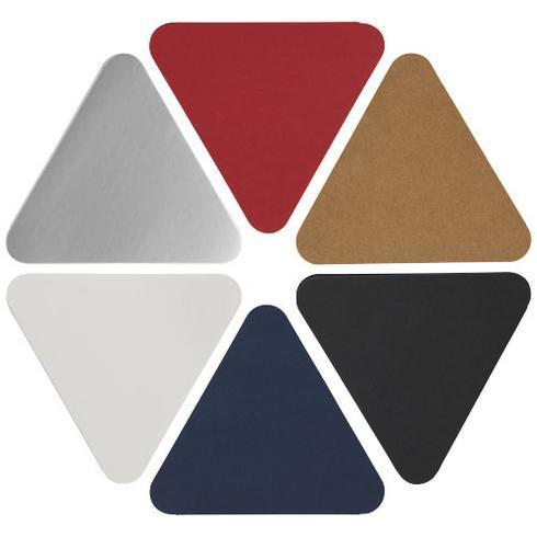 Triangle klæbepuder