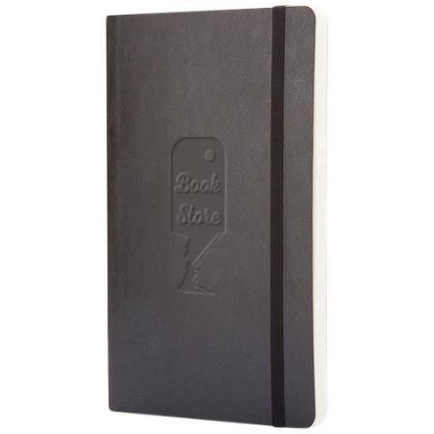Classic L softcover notesbog - prikket