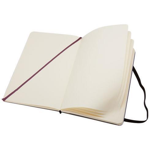 Classic L hardcover notesbog - blank