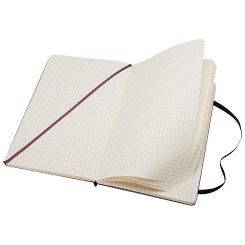 Classic L hardcover notesbog - kvadreret