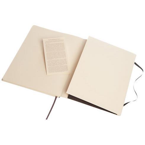 Classic XL softcover notesbog - prikket