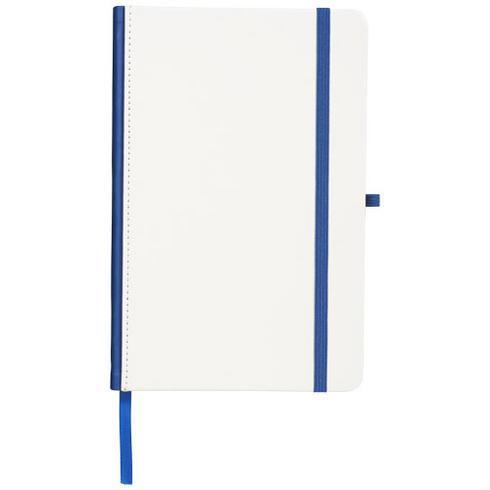 Digital Print Notesblok med omslag i polyeurtan og med farvet ryg