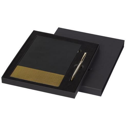 Midas gavesæt med notesbog og pen