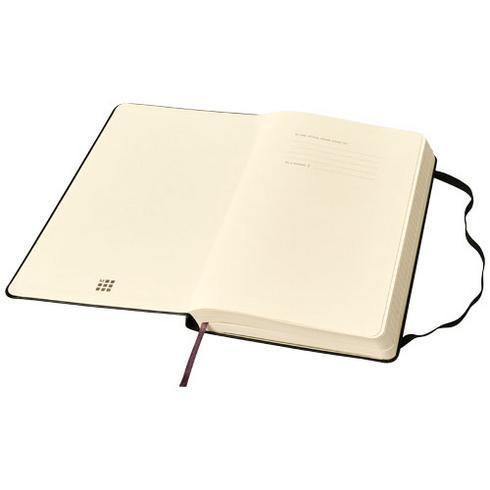 Classic Expanded L hardcover notesbog - linjeret