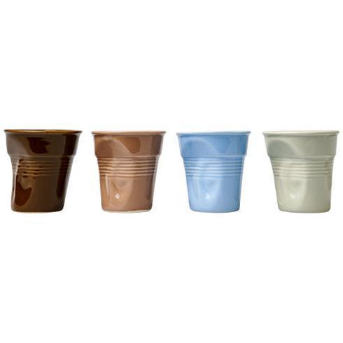 Milano espressosæt med 4 dele