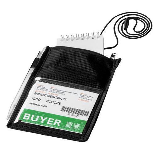Identify poseholder til ID-kort med pen-loop