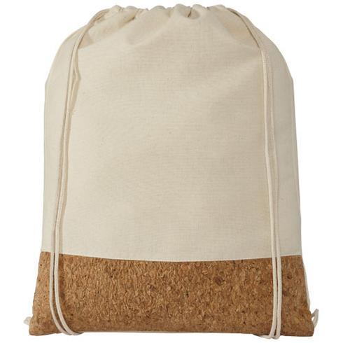 Bomuld kork rygsæk