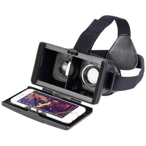 Virtual Reality briller med 3D linse kit