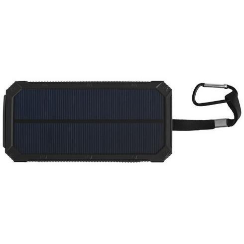 Peak 10000 mAh powerbank med solceller
