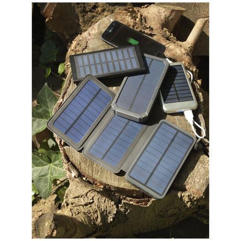 Stellar 8000 mAh powerbank med solceller