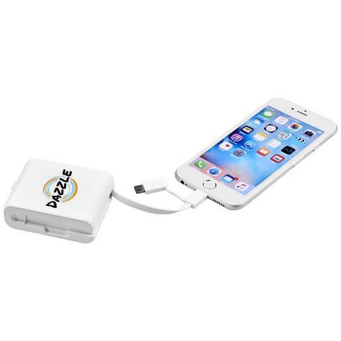 Galaxy 5000 mAh trådløs powerbank