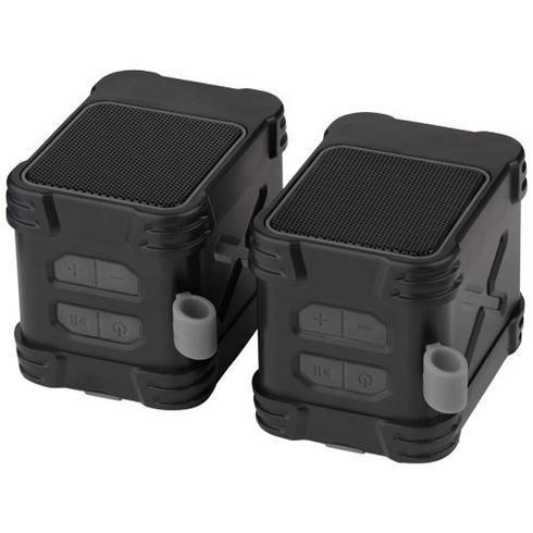 Bond vandtætte Bluetooth®-højttalere til udendørs