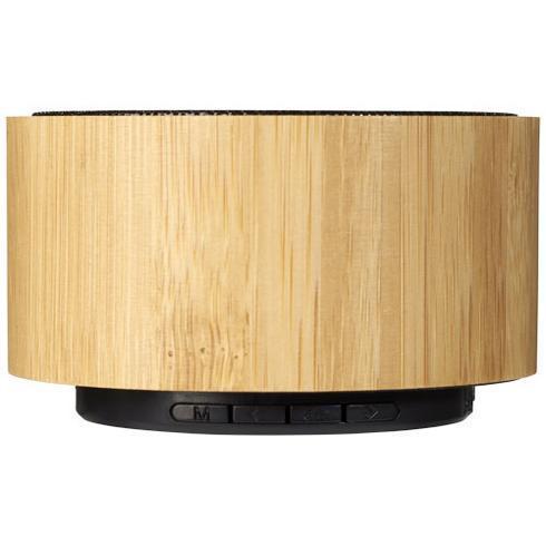 Cosmos Bluetooth® højttaler af bambus