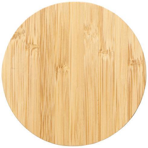 Essence trådløs opladningspude af bambus