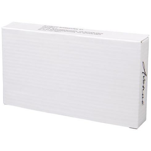Plate 8000 mAh powerbank i aluminium