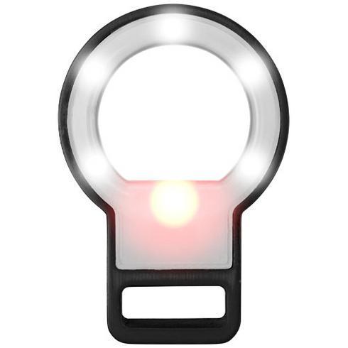 Reflekt LED spejl og lommelygte til smartphones