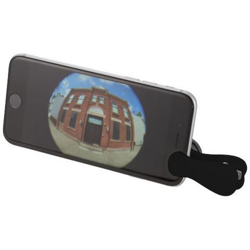 Fish-eye smartphone kameralinse med klemme
