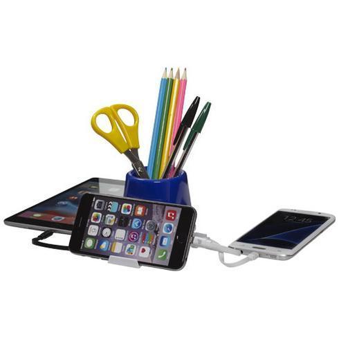 Shine 4-i-1 USB-hub til skrivebordet