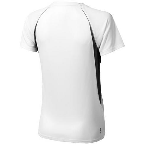 Quebec kortærmet cool fit t-shirt til kvinder