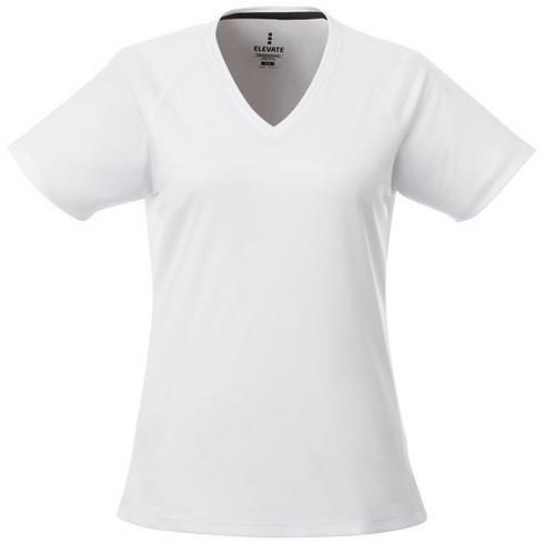 Amery kortærmet cool fit-T-shirt m. V-hals, dame